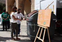 Castelló consolida el reciclatge d'orgànica un any després de la implantació del servei