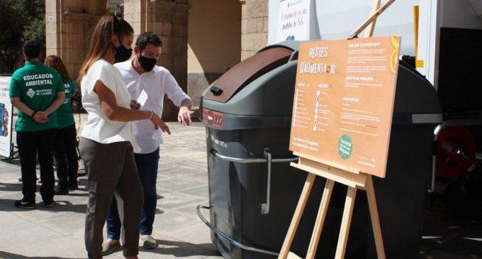 Castelló consolida el reciclaje de orgánica un año después de la implantación del servicio