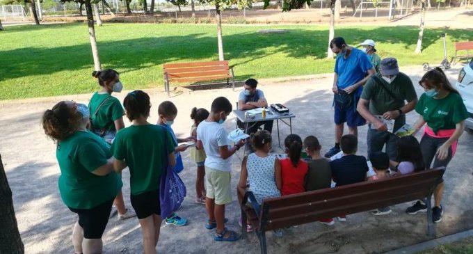 Castelló congrega a 400 personas en las actividades de educación ambiental de verano
