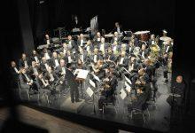 La Banda Municipal de Castelló sona els caps de setmana al Templet de Ribalta