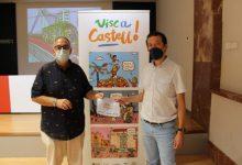 La campanya 'Visc a Castelló' reforça la identitat de la ciutat amb il·lustracions i vinyetes