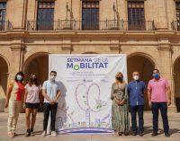 Castelló potencia la mobilitat segura, saludable i sostenible amb activitats del 16 al 22 de setembre