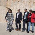 El Castell de Peníscola frega el seu rècord històric de visites en agost amb 60 mil entrades