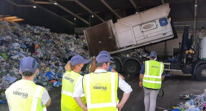 La planta de Vaersa de Castelló rebrà una inversió de 600.000 euros per a millorar la recollida d'envasos