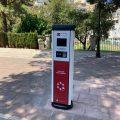 La Diputació activa una xarxa de 20 punts de recàrrega per a vehicles elèctrics al llarg de la província