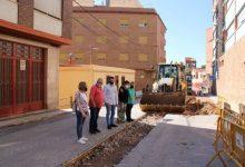 Comença el projecte de remodelació i millora del carrer Enrique Grangel Girona de l'Alcora