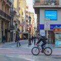 Castelló reprén demà el període informatiu sense multa de les càmeres d'accés al nucli històric