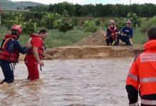 Més d'una vintena de rescats i serveis de neteja per les fortes pluges a Vinaròs