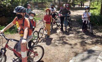 Almassora apuesta por la movilidad sostenible en las excursiones medioambientales del alumnado