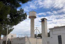 Almassora anuncia un tall massiu d'aigua per la demolició del depòsit de Facsa