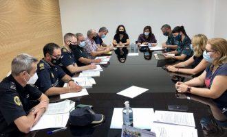 Almassora superará los 420 operativos de vigilancia en los 94 actos de las fiestas del Roser
