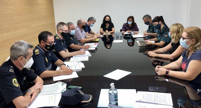 Almassora superarà els 420 operatius de vigilància en els 94 actes de les festes del Roser
