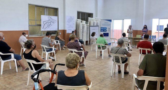 Almassora aposta pel sòl absorbent per a evitar inundacions en Corell