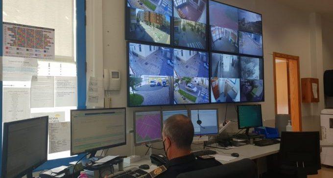 Vinaròs pone en marcha una red de cámaras de vigilancia en la ciudad