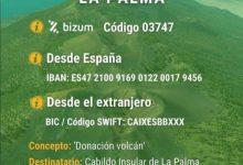 L'Ajuntament d'Almenara dona 6.000 euros a les persones afectades pel volcà a la Palma