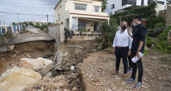 Vinaròs sol·licita la declaració de zona catastròfica després de les intenses precipitacions que del passat 1 de setembre