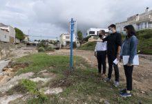 La maquinària del Consorci Provincial de Bombers ja treballa per a obrir camins i recuperar la normalitat a Vinaròs