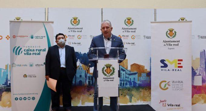 Ajuntament i Fundació Caixa Rural s'uneixen per a oferir activitats físiques que milloren la qualitat de vida dels majors de Vila-real