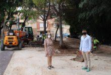 L'Alcora comença la remodelació del parc Jardins de la Vila