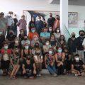 Concluyen las Convivencias Cerámicas sobre muralismo de Onda más sostenibles y solidarias