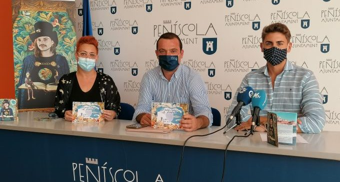 El Festival Rocart convertirà la ciutadella de Peníscola en un museu efímer