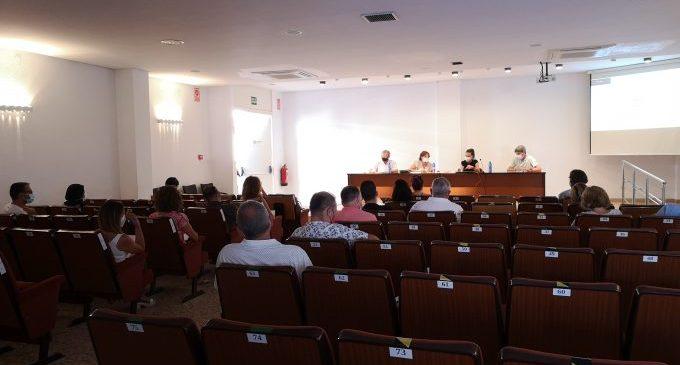 La Vall d'Uixó coordina l'inici del curs escolar al costat dels centres educatius