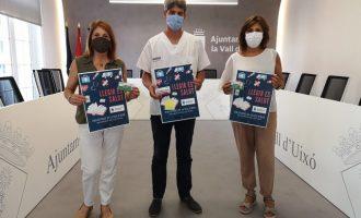 La Red de Bibliotecas de la Vall d'Uixó promueve la lectura con 'Llegir és salut'