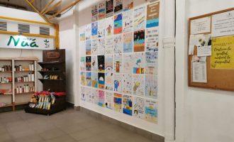 El Mercado Municipal de Almenara acoge el concurso de carteles de las fiestas patronales y de las de Casablanca