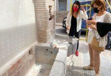 La Vall d'Uixó restaura la Font de l'Olivereta