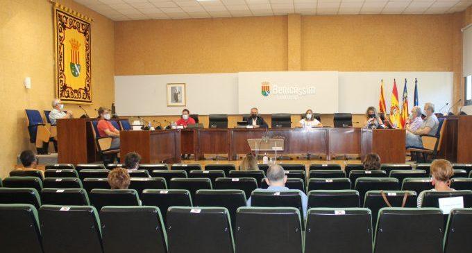 Benicàssim sol·licita a l'Estat la declaració de zona afectada greument per emergència de protecció civil