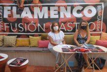 Benicàssim recupera l'art del flamenc fusionant-lo amb gastronomia