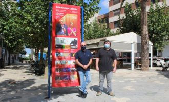 Borriana activarà la venda d'entrades de la programació cultural amb l'actualització de les mesures sanitàries