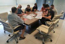 Almenara celebra la reunió de coordinació prèvia a la celebració de les festes patronals
