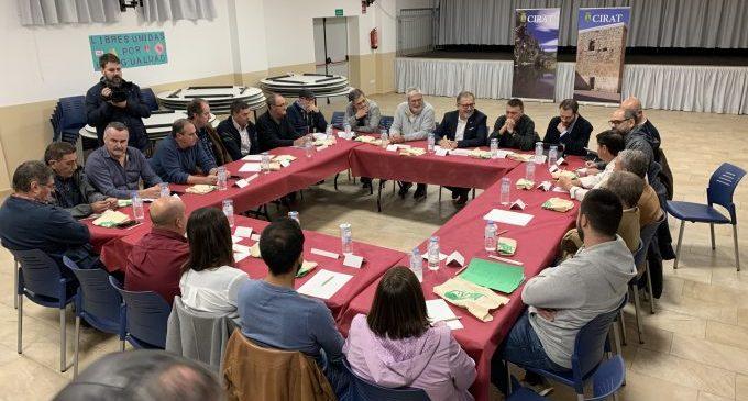 Martí realizará seis reuniones comarcales con representantes de la provincia para la elaboración de los presupuestos 2022
