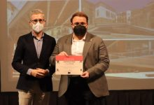 La plaça de la Sinagoga d'Onda suma un nou premi a l'accessibilitat