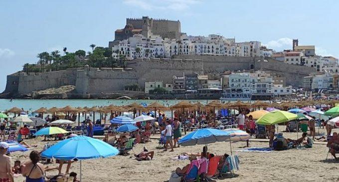 Peñíscola espera un 75% de ocupación hotelera en septiembre gracias a la oferta cultural y festiva