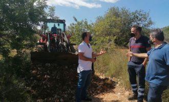 Peníscola destinarà aquest quadrimestre més de 80.000€ a la millora de camins veïnals i rurals