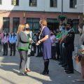 La Policia Local de Borriana concedeix la distinció de 'Ciutadà Exemplar' al sector essencial de la distribució directa d'alimentació