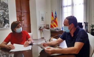 Benicarló ha destinado 734.000 euros a las empresas afectadas por la Covid-19