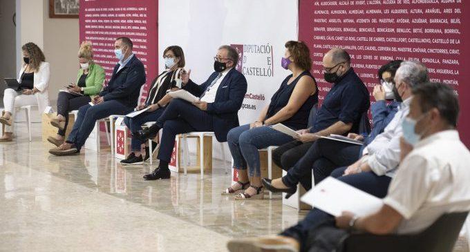 La Diputació duplica en dos anys els fons transferits a ajuntaments i entitats de l'Alt Palància en superar els 10,2 milions en 2021
