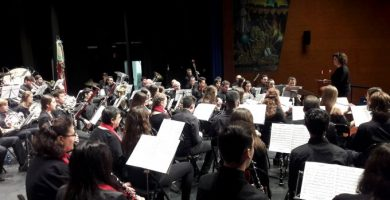 Les bandes de música recorren les comarques per a reivindicar-se com a Patrimoni Immaterial de la UNESCO