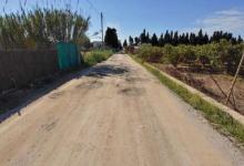El ayuntamiento de Burriana reclama al de Nules que asuma los gastos que le corresponden por pavimentar el camino rural común de la Ratlla