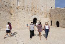 La Diputació aprofitarà la força del castell de Peníscola per a presentar els atractius turístics de la província als visitants