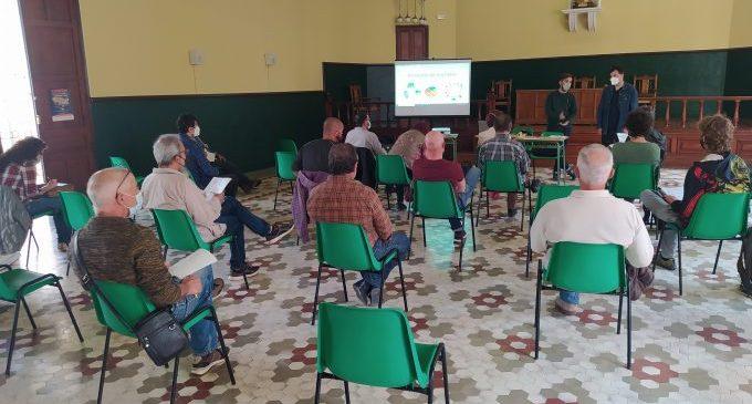 Castelló organiza un nuevo Plan de Formación agrario de 60 horas para incorporar nuevos perfiles al sector primario