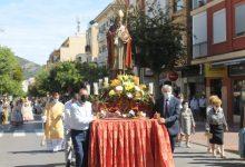Benicàssim mostra el seu fervor per Sant Tomàs de Villanueva