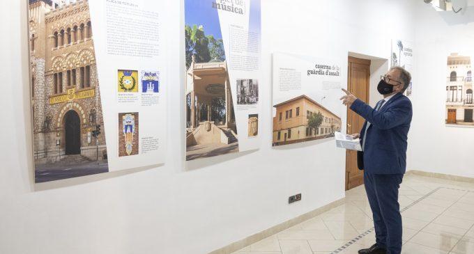 """Martí destaca el """"impuls a la modernitat"""" que va suposar el desenvolupament urbanístic de Castelló durant la República"""