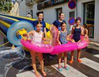 Benicàssim aúna deporte, igualdad, música y diversión en el final de fiesta en honor a Santo Tomás de Villanueva