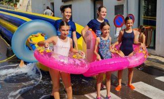 Benicàssim conjumina esport, igualtat, música i diversió en el final de festa en honor a Sant Tomàs de Villanueva