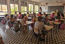 Comença el curs d'Almenara sense aules prefabricades en el CEIP Joan Carles I