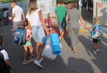 Més de mil escolars de Benicàssim inicien el curs 2021/22 en els centres educatius